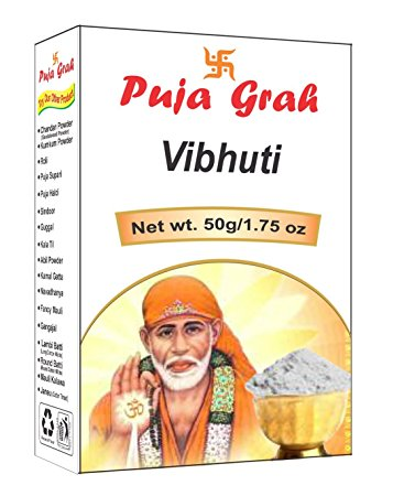 Puja Grah Vibhuti Packet 50 gms