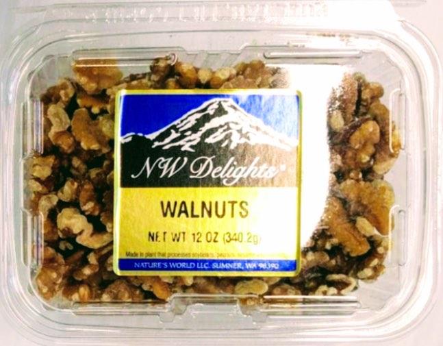 Walnuts Halves & Pieces - 6 Oz