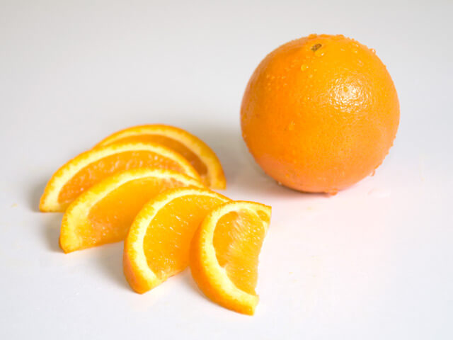 Organic Navel Oranges - 5 Count