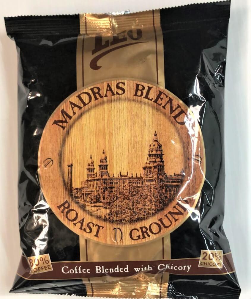 Leo Madras Blend Pure Filter Coffee - 500 g