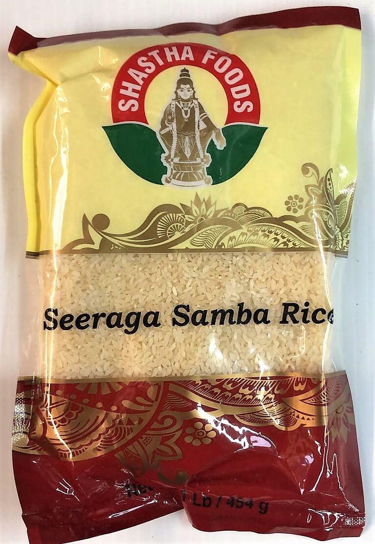 Shastha Seeraga Samba Rice - 1 lb