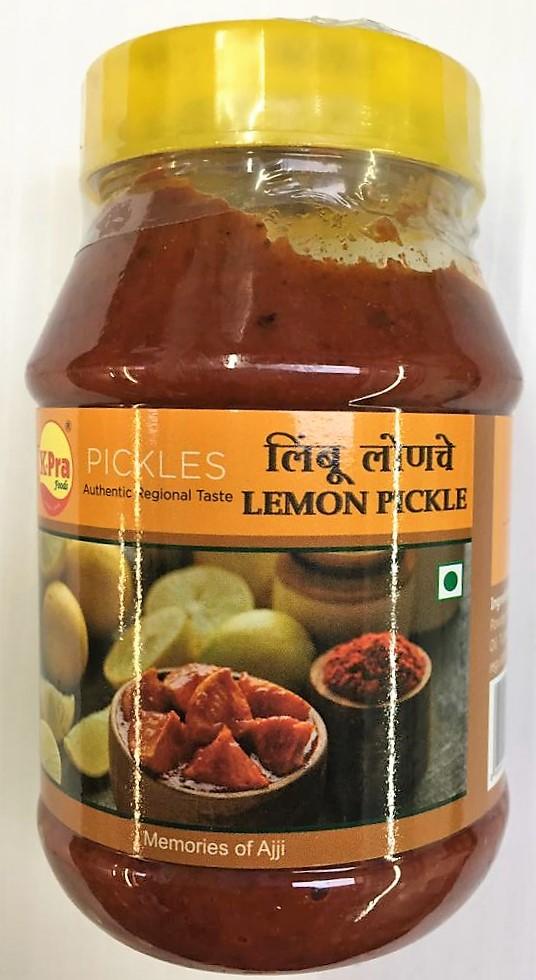 K-Pra Lemon pickle - 300g
