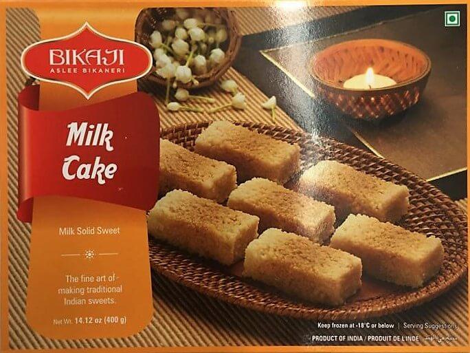 Bikaji Milk Cake - 400gm