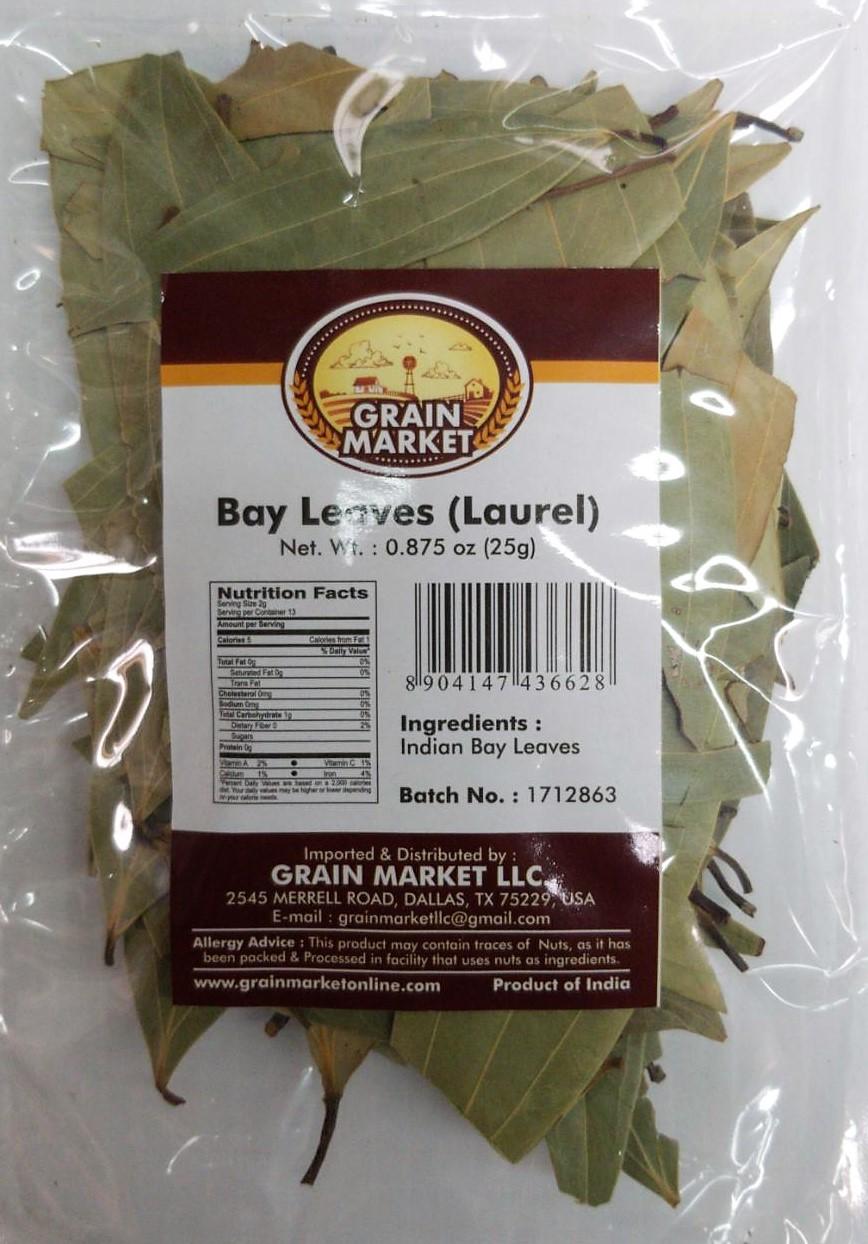 Grain Market Bay Leaves - 25 gm