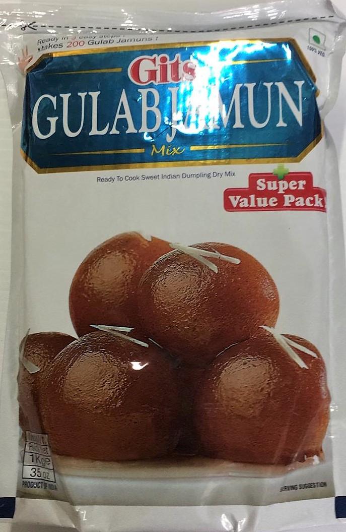 Gits Gulab Jamun Mix - 500g