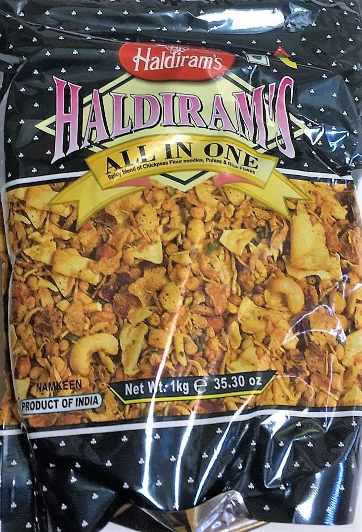 Haldirams All in One MIxture - 1 Kg