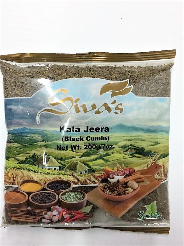 Sivas Kala Jeera seeds - 7 Oz