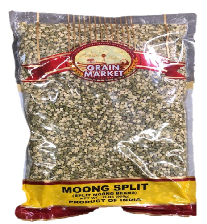 GM Moong dal split (chilka) - 2 lbs