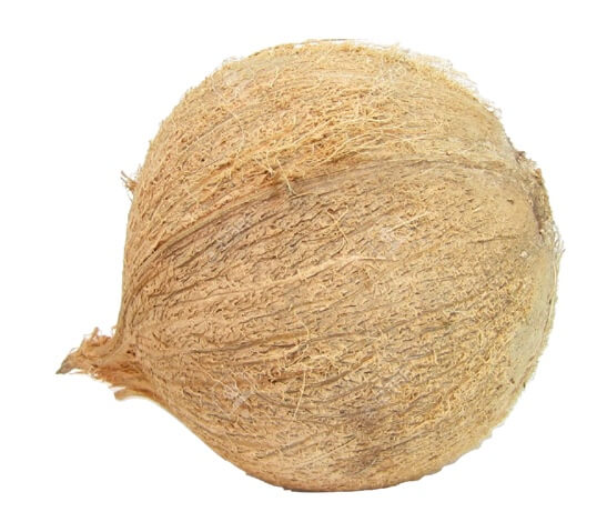 Organic Dry Coconut Whole - 1 count