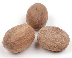 Siva Nutmeg Whole - 3.5 Oz