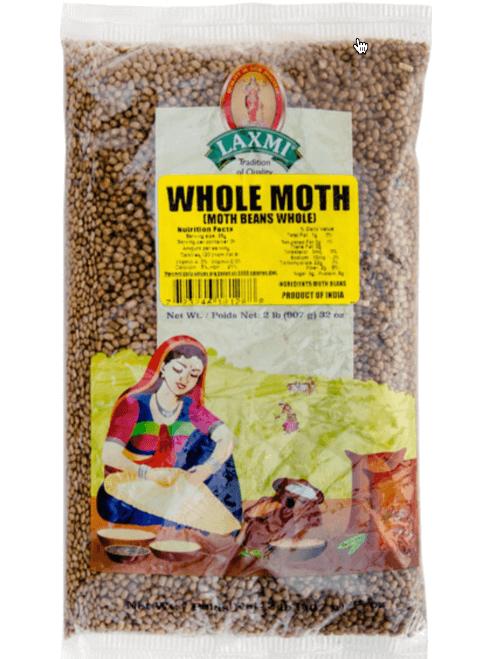Moth Dal - 4 lbs