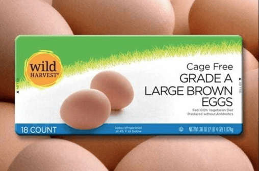 Grade AA Large Cage Free Brown Eggs - 12 Count