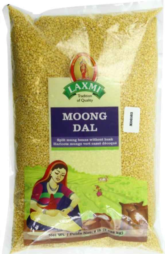 Laxmi Yellow Moong Dal Split - 2 lb