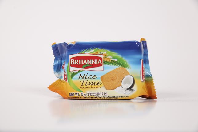 Britannia Nice Time  2.8oz